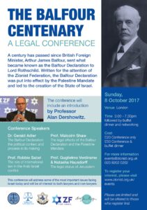 The_Balfour_Centenary_A_Legal_Conference